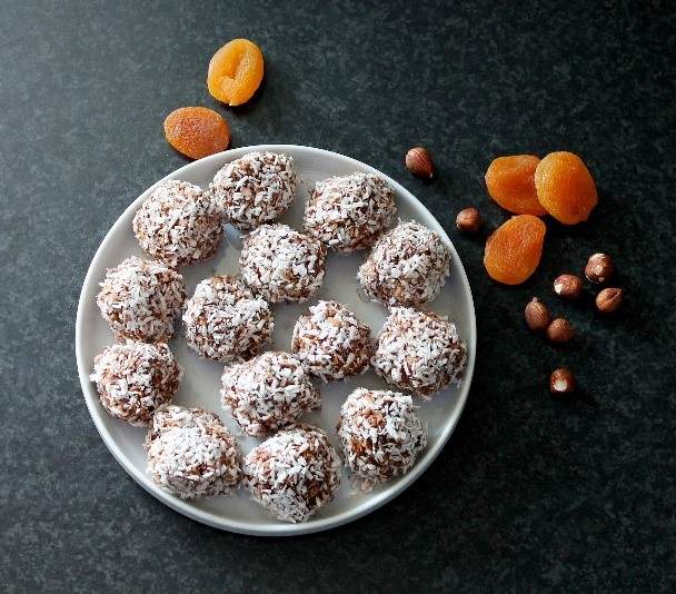Boules d'oranges