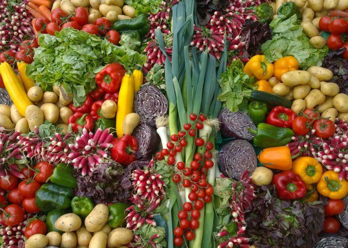 Nutriments dans la nourriture – Micronutriments