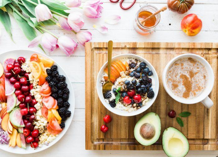 Food families & nutrients