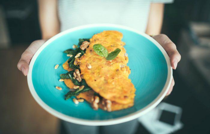 Omelette à l'avoine