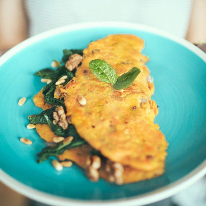 Oatmeal Omelette