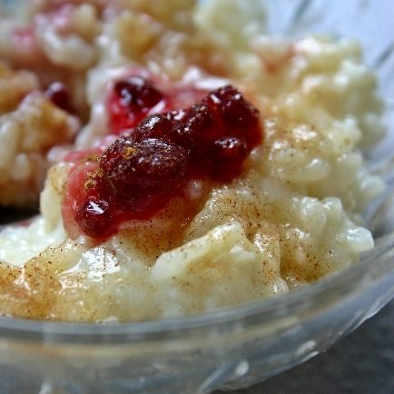Millet Pudding