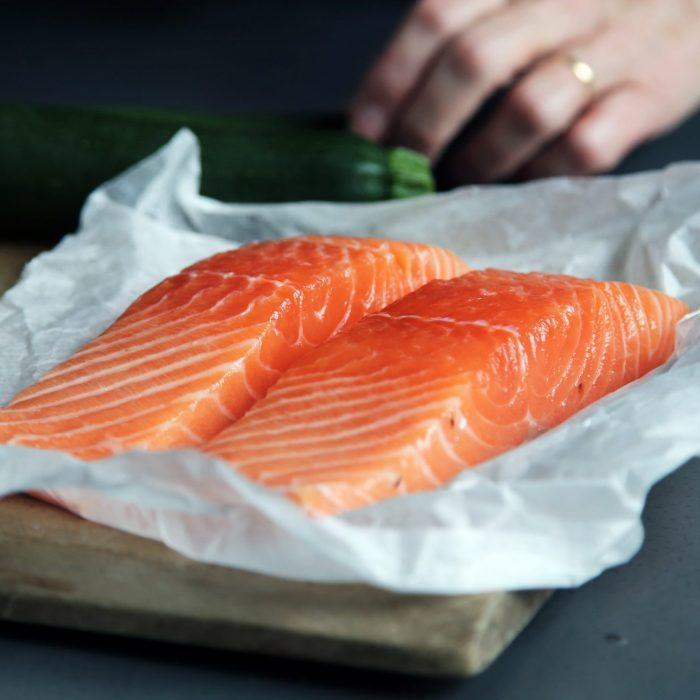 Yvonne's Salmon
