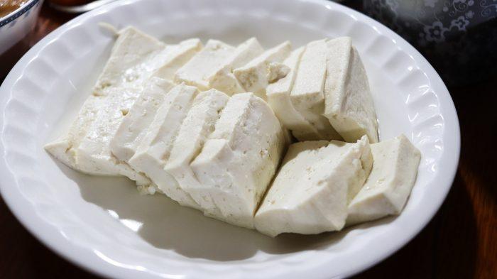 Tofu au chou-fleur